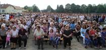 Proslava spomendana bl. Ivana Merza i blagoslov gradilišta nove župne crkve